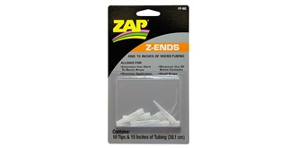 ZAP Z-Ends Verlängerungspitzen Sek-Kleber