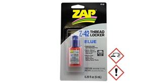 ZAP Z-42 blue SchraubenSicherung medium  5.7g