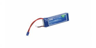 Accu LiPo E-flite 3200-3S 30C mit EC3 Stecker