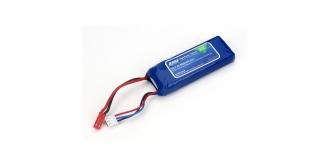 Accu LiPo e-flite  800-2S (7,4V) 30C (BEC)