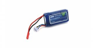 Accu LiPo E-flite  450-3S 30C BEC Stecker
