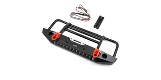 TRX-4 Front Bumper ALU with LED Light
