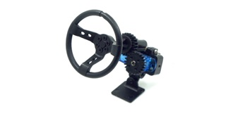 DarkDragonWing Motion Steering Wheel 1:10