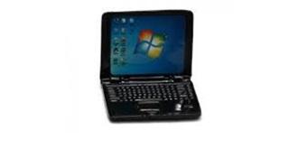 Laptop Black 1:10