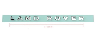 1/10 Sticker Land Rover