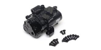 TRX-4 Getriebe Gehäuse ALU schwarz