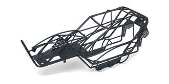 TRX-4 Crawler Rahmen Team Raffee Co Metall schwarz