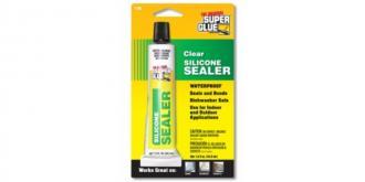 ZAP Silicone Sealer  45ml Dicht+Kleb..