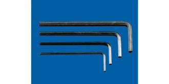 Wkz Inbussschlüssel Set 1.5/2.0/2.5/3.0/4.0mm 1St