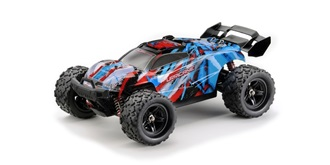 RC Car Absima Truggy Hurricane blau 1:18 RTR