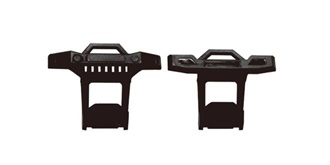 ABSIMAFront and Rear Bumper Assembly  1:18