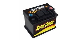 KarZub Autobatterie Dummy 2x3cm