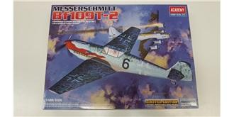Academy Messerschmitt Bf 109T-2 1:48 Kit Plastik