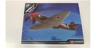 Academy La-7 Lavockin Russian Ace 1:48 Kit Plastik
