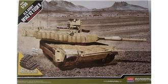 Academy M1A2 V2Tusk II U.S.Army 1:35 Kit Plastik