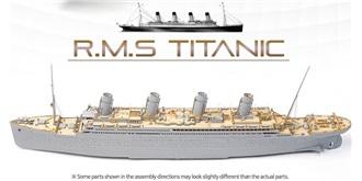 Academy Titanic MCP 1:400 Kit Plastik