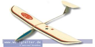 Freiflug Aeronaut Bingo HLG 690mm Kit Holz
