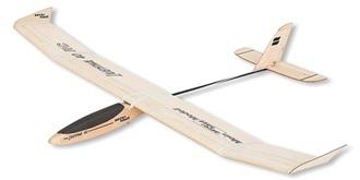 RC Flug Aeronaut Lilienthal 40RC 1190mm Kit Holz
