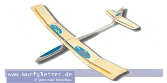 Freiflug Kolibri 920mm Profilflügel Kit Holz