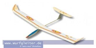 Freiflug Star 1140mm Rippenflügel Kit Holz