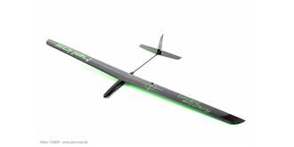 RC Flug Aeronaut Helios 2545mm Kit Holz