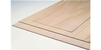 Buchensperrholz  2,5mm  3-fach 30x30cm