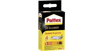 Pattex Stabilit Express 30g 2K-Kleber m. Härtepu..