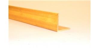 ME-5  Messing L-Profil  3x3mm l=1.0m
