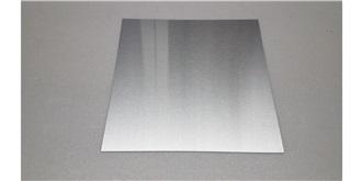 Alublech 1,0mm 200x200mm 1St