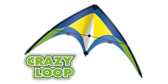 Sportlenk Drachen Crazy Loop 100cm