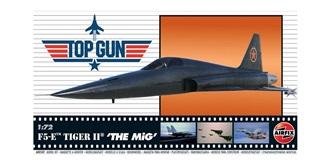 AIRFIX Top Gun F5-E Tiger II THE MIG 1:72 Kit Pl..