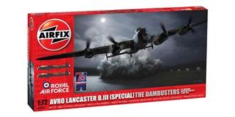 AIRFIX Avro Lancaster B.III 1:72 Kit Plastik
