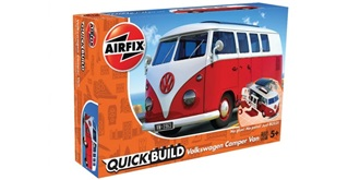 AIRFIX QuickBuild VW Bully Camper Van