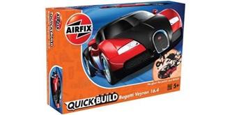AIRFIX QuickBuild Bugatti Veyron 16.4