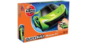 AIRFIX QuickBuild McLaren P1 grün