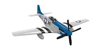 AIRFIX QuickBuild Mustang P-51D D-Day