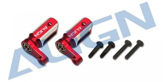 TRex150 Rotorblatthalter ALU rot 2St