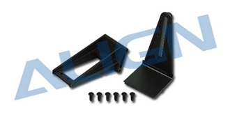 TRex450Pro Chassis Kunststoffteile