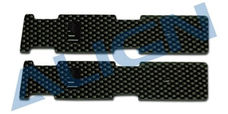 TRex450L Batteriehalterung