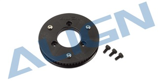 470 Plastic Tail Drive Belt Pulley Assembly