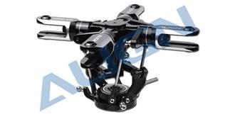 TRex500 Rotorkopf 4-Blatt  ALU