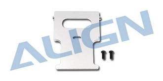 TRex500 Gyro Montageplatte ALU