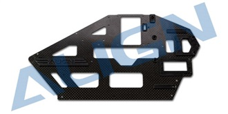 500L Carbon Fiber Main Frame(L)/1.6mm