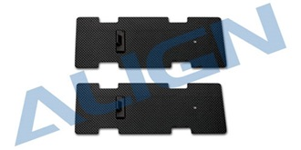 TRex500L Accuhalterung