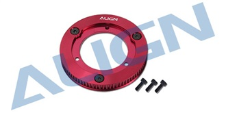 500X Tail Drive Belt Pulley Assembly