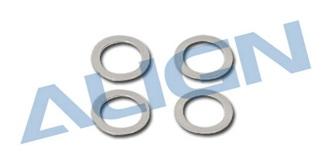 TRex550 U-Scheibe für Hauptwelle  4St