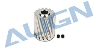 Motor Pinion Helical Gear 16T