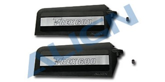 TRex600 Stabi Blätter orig