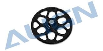 TRex600 Zahnrad M0.8 131T Freilauf schwarz