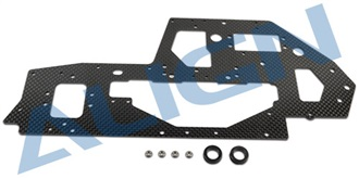 700X Carbon Fiber Main Frame-2.0mm